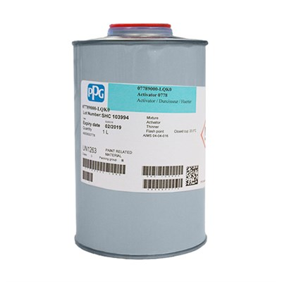 PPG 0778/9000 Celoflex Catalyst 1Lt Can