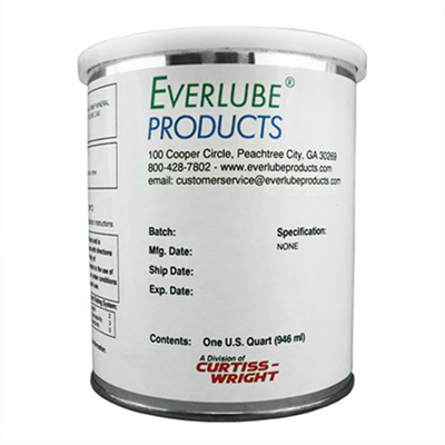 Everlube 620A MoS2 Solid Film Lubricant RTA Diluted 1USQ (946ml) Metal Can