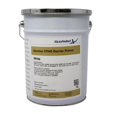 Akzo 37045 Off White Primer Base 5Lt