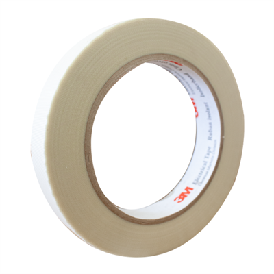 3M 69 Glass Cloth Electrical Tape 25mm x 33Mt Roll