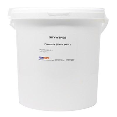 SkyWipes (602-2) 45gsm Cloth 300 Wipe Tub