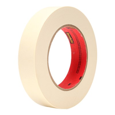 3M 214 High Temperature Masking Tape 25mm x 55Mt Roll