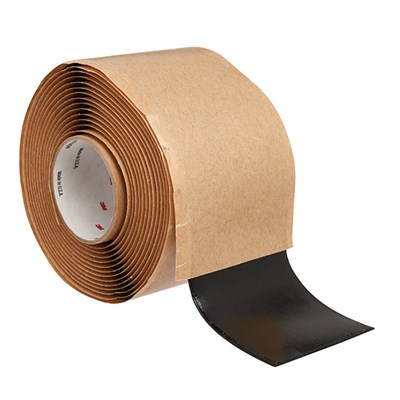3M 2228 Rubber Mastic Tape 2in x 10ft Roll