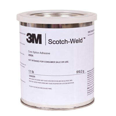 3M Scotch-Weld EC-3500 A Void Filling Compound 1USG Can *A50TF70-S3 Class A