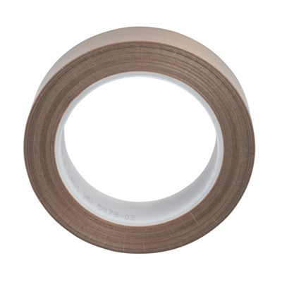 3M 5451 PTFE Glass Cloth Tape 1in x 36yd Roll