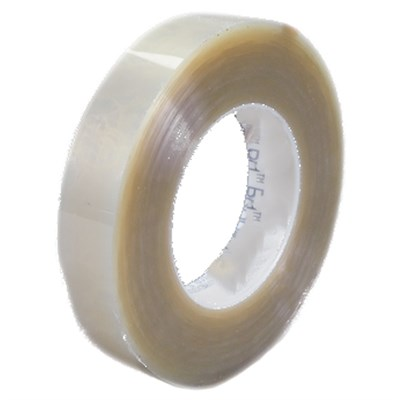 3M 8412 Polyester Film Tape Transparent 1in x 72 Yard Roll