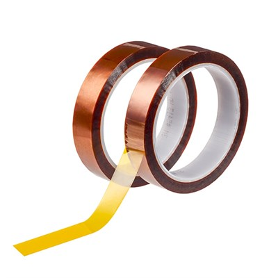 3M Polyimide Film 5413 Tape (with Kapton adhesive) 3/4in x 36 Yard Roll (Box Of 2 Rolls)