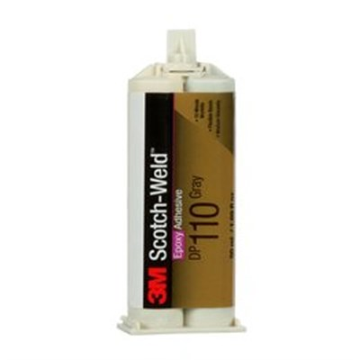 3M Scotch-Weld DP-110 Epoxy Adhesive Grey 50ml Cartridge
