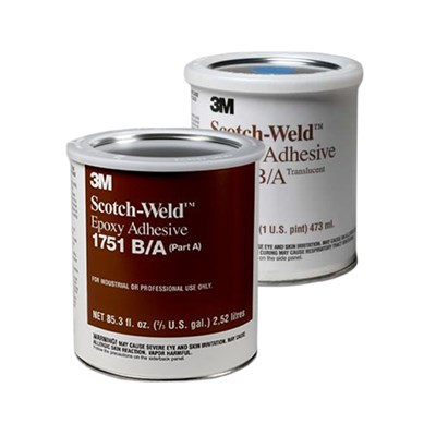 3M Scotch-Weld 1751 B/A Epoxy Adhesive 1USP Kit