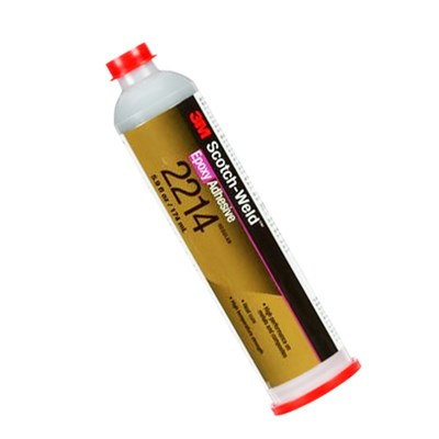 3M Scotch-Weld 2214 Regular Epoxy Adhesive 6oz Cartridge (Freezer Storage)