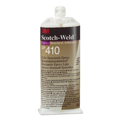 3M Scotch-Weld DP-410 EPX Epoxy Adhesive in various sizes and colours