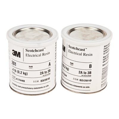 3M Scotchcast 281 Electrical Resin 1.5Kg Kit