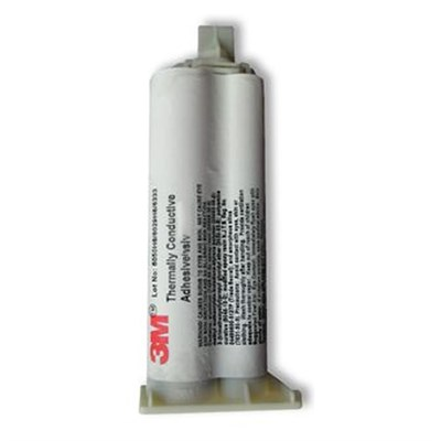 3M TC-2707 Thermally Conductive Epoxy Adhesive 37ml Duopack