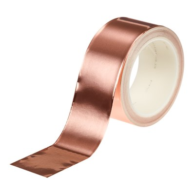 3M 1181 Copper Foil Tape 2in x 16.5Mt Roll