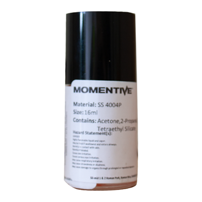 Momentive SS4004P Primer Pink 16ml/13gm Bottle
