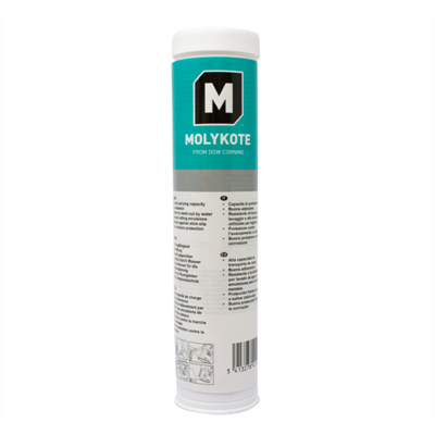 "MOLYKOTEâ""¢ 7348 Silicone Grease 400gm Cartridge"