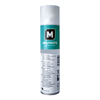 MOLYKOTE™ Omnigliss Spray Quick-Action Penetrating Agent 400ml Aerosol