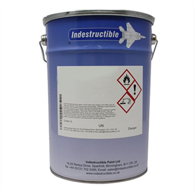 Indestructible Paint IP3-4853 Phosphate Etch Primer Base 5Lt Can