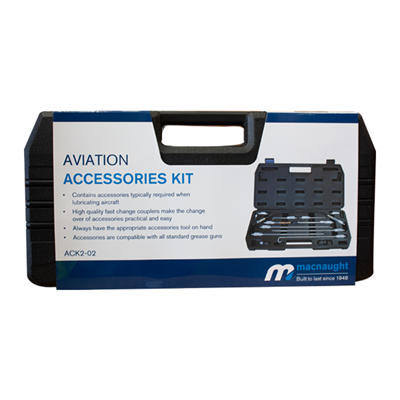 Macnaught ACK2 Lubrication Aviation Grease Accessory Kit