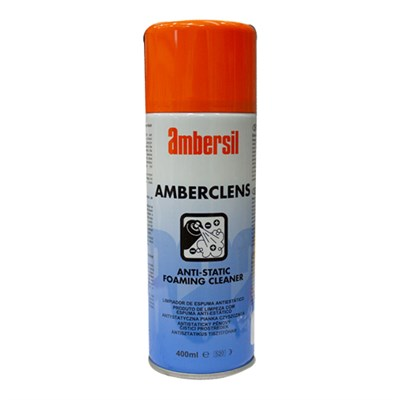 Ambersil Amberclens Foam Cleaner 400ml Aerosol