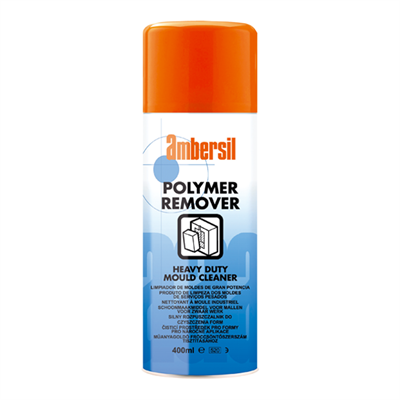 Ambersil Polymer Remover (Heavy Duty Mould Cleaner) 400ml