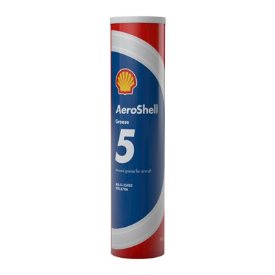 Aeroshell Grease 5 14.1oz Cartridge