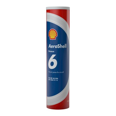 Aeroshell Grease 6 General Purpose Grease (XG-271) (G-382) 14.1oz Cartridge *MIL-PRF-24139A