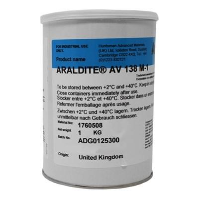 Araldite AV138M-1 Epoxy Resin in various sizes | Silmid