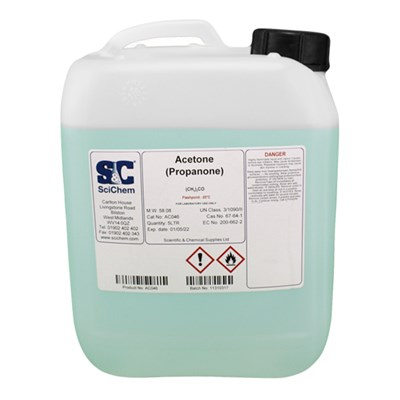 Acetone Technical 5Lt Can