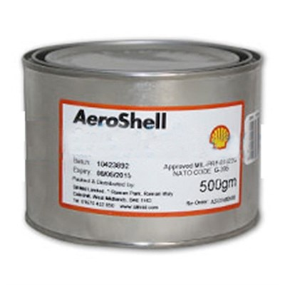 AeroShell Grease 33 500gm Tin *BMS 3-33C *MIL-PRF-23827C Type I