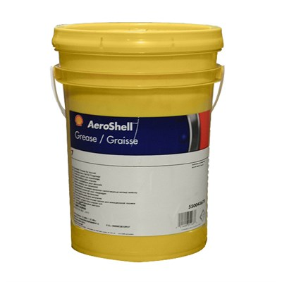 Aeroshell Grease 7 17Kg Can *MIL-PRF-23827C Type II