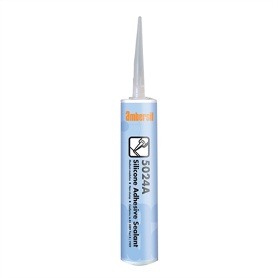 Ambersil 5024A Silicone Sealant 310ml Cartridge