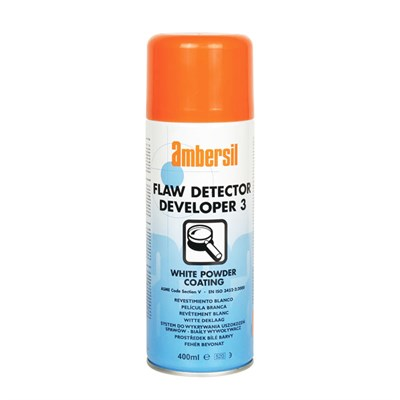 Ambersil Flaw Detector Developer 3 400ml Aerosol