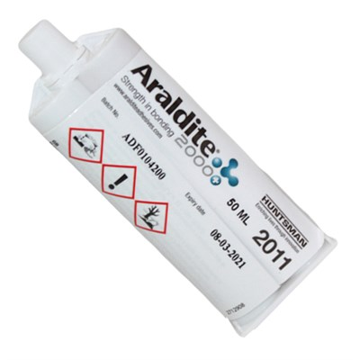 Araldite 2011 Epoxy Adhesive 50ml Cartridge