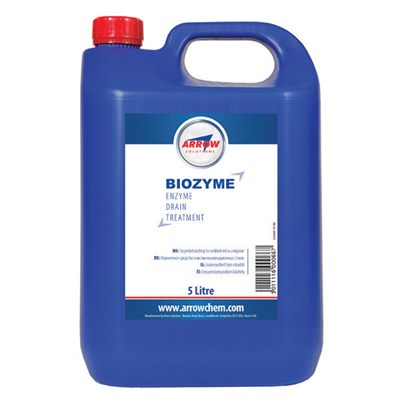 Arrow C041 DC1 Biozyme Drain Treatment 5Lt Bottle
