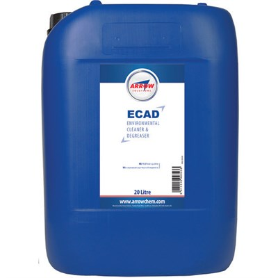 Arrow ECAD Environmental Cleaner and Degreaser 20Lt Drum