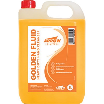 Arrow Golden Fluid Hand Cleaner 5Lt Bottle
