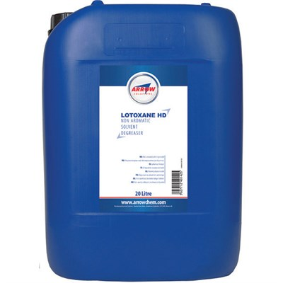 Arrow Lotoxane HD Low Odour Solvent Degreaser With Boosted Degreasing Power 20Lt Drum