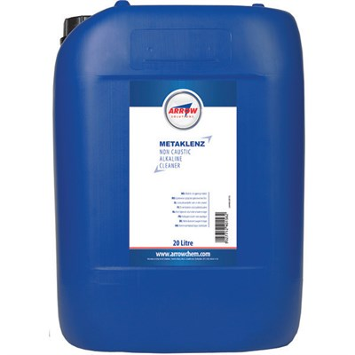 Arrow Metaklenz Alkaline Degreaser 20Lt Drum
