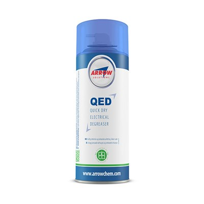 Arrow QED Electrical Degreaser 300ml Aerosol