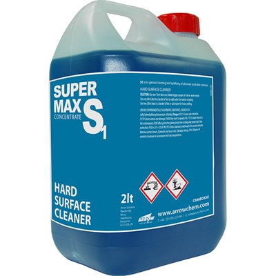 Arrow S1 Hard Surface Cleaner Concentrate 2Lt Bottle