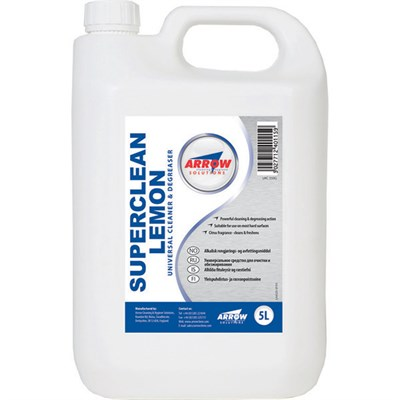 Arrow Superclean Lemon 5Lt