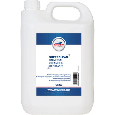 Arrow Superclean available in various sizes