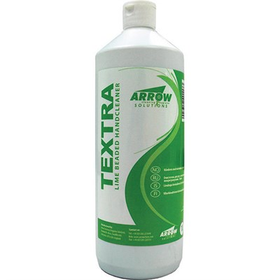Arrow Textra Hand Cream 1Lt Bottle