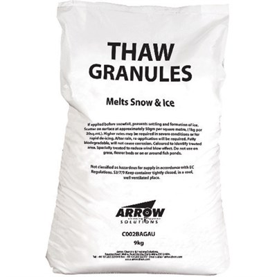 Arrow Thaw Granules 9Kg Bag