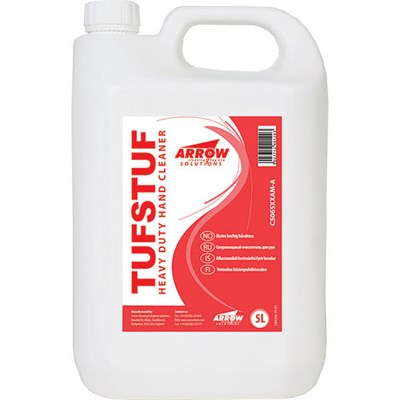 Arrow Tufstuf Hand Cleaner 5Lt