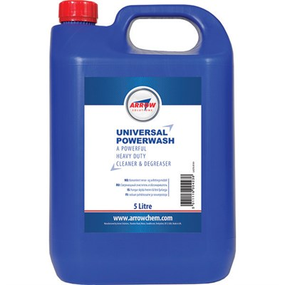 Arrow Universal Powerwash Degreaser 5Lt Bottle