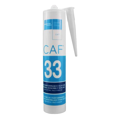 Bluestar Silicones CAF 33 in various sizes and colours