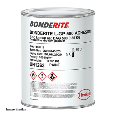 Bonderite L-GP 580 BO Multi-Purpose Lubricant *MSRR3001 (was Acheson) in various sizes
