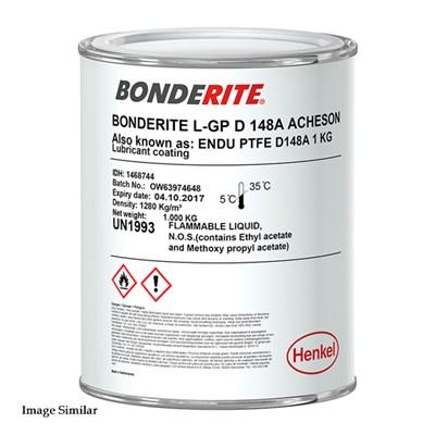 Bonderite L-GP D 148A Dry Film Lubricant 1Kg Tin (was Acheson Endu PTFE)